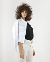 "Picture of Jacket ""Enny"" White"