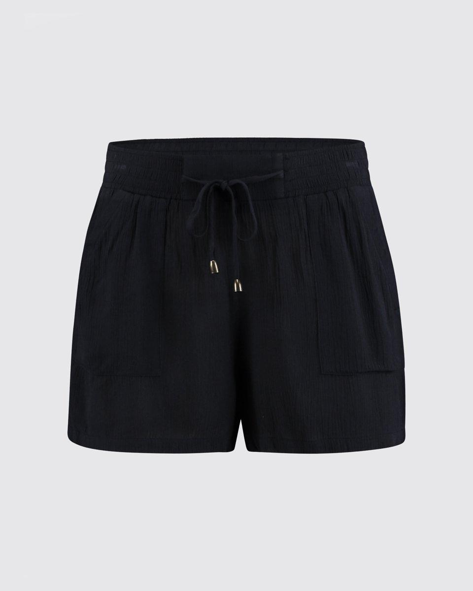 "Picture of Women's Bermuda Shorts ""Maja"" in Black"