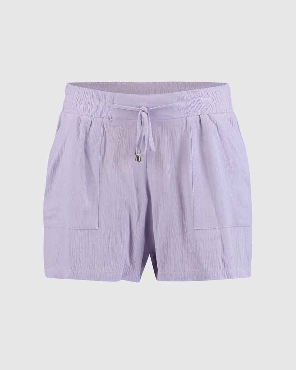 "Picture of Women's Bermuda Shorts ""Maja"" in Lavender"