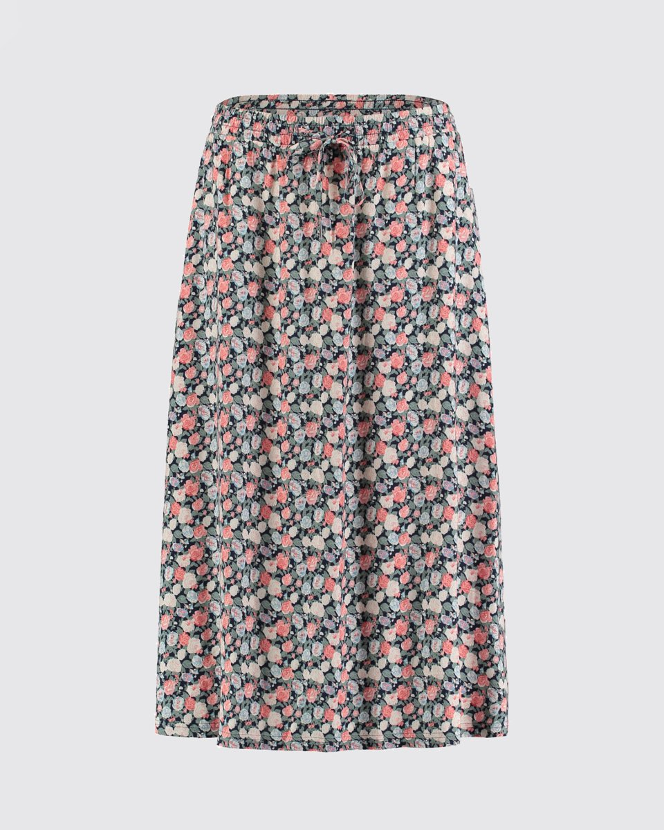 "Picture of Maxi Floral Skirt ""Marla"""