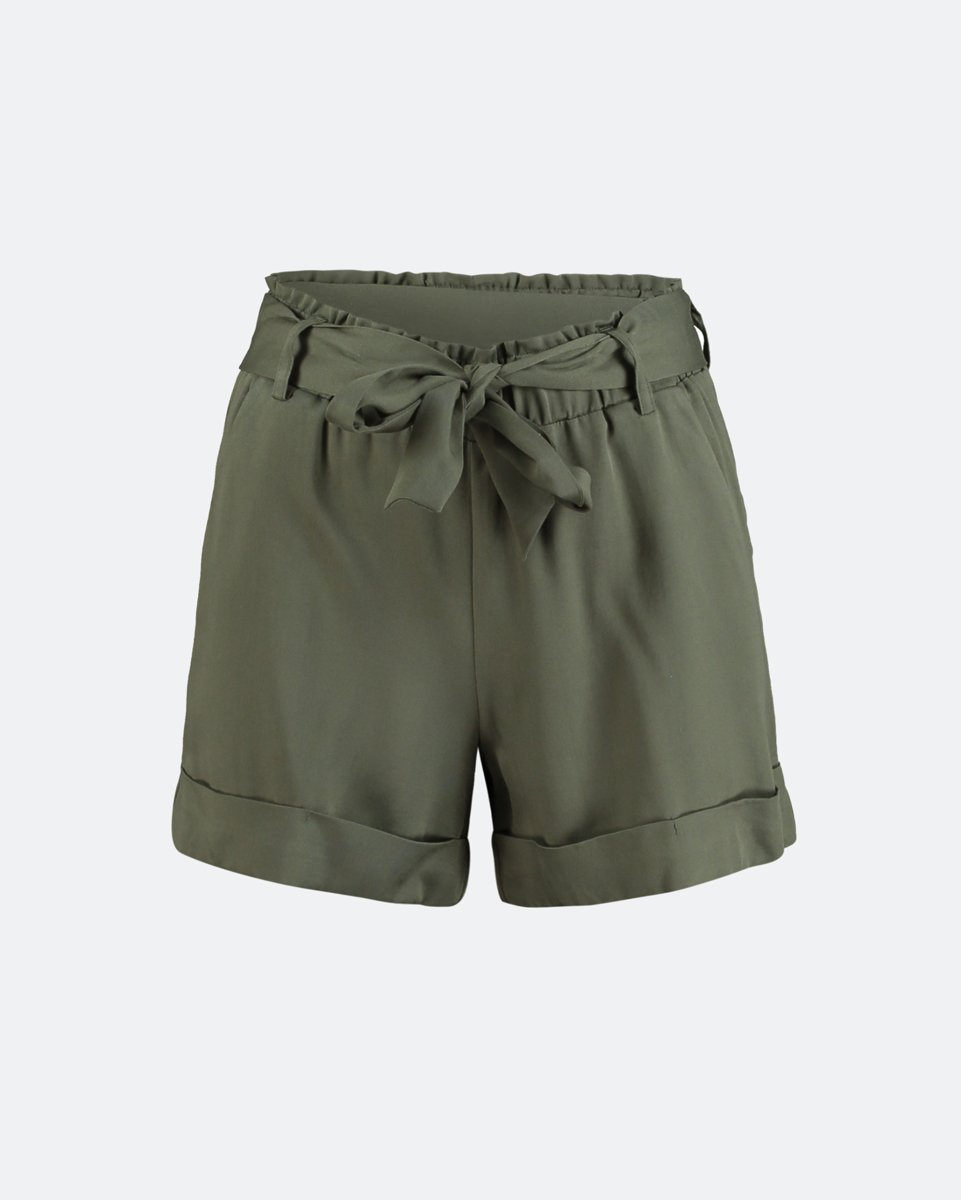 "Picture of Women's Bermuda ""Lucia"" in Khaki"