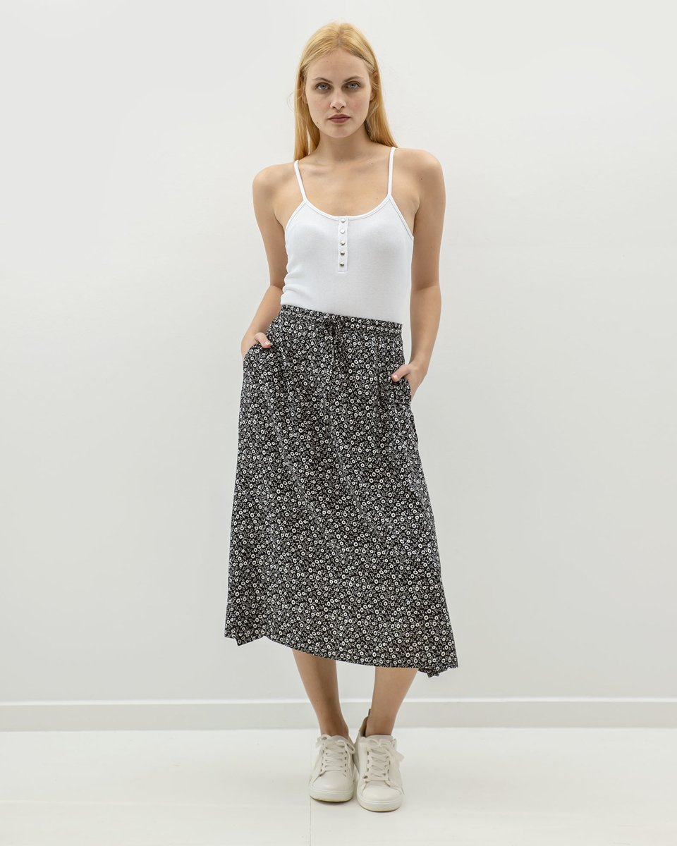 """Picture of Maxi Floral Skirt """"Marla"""""""