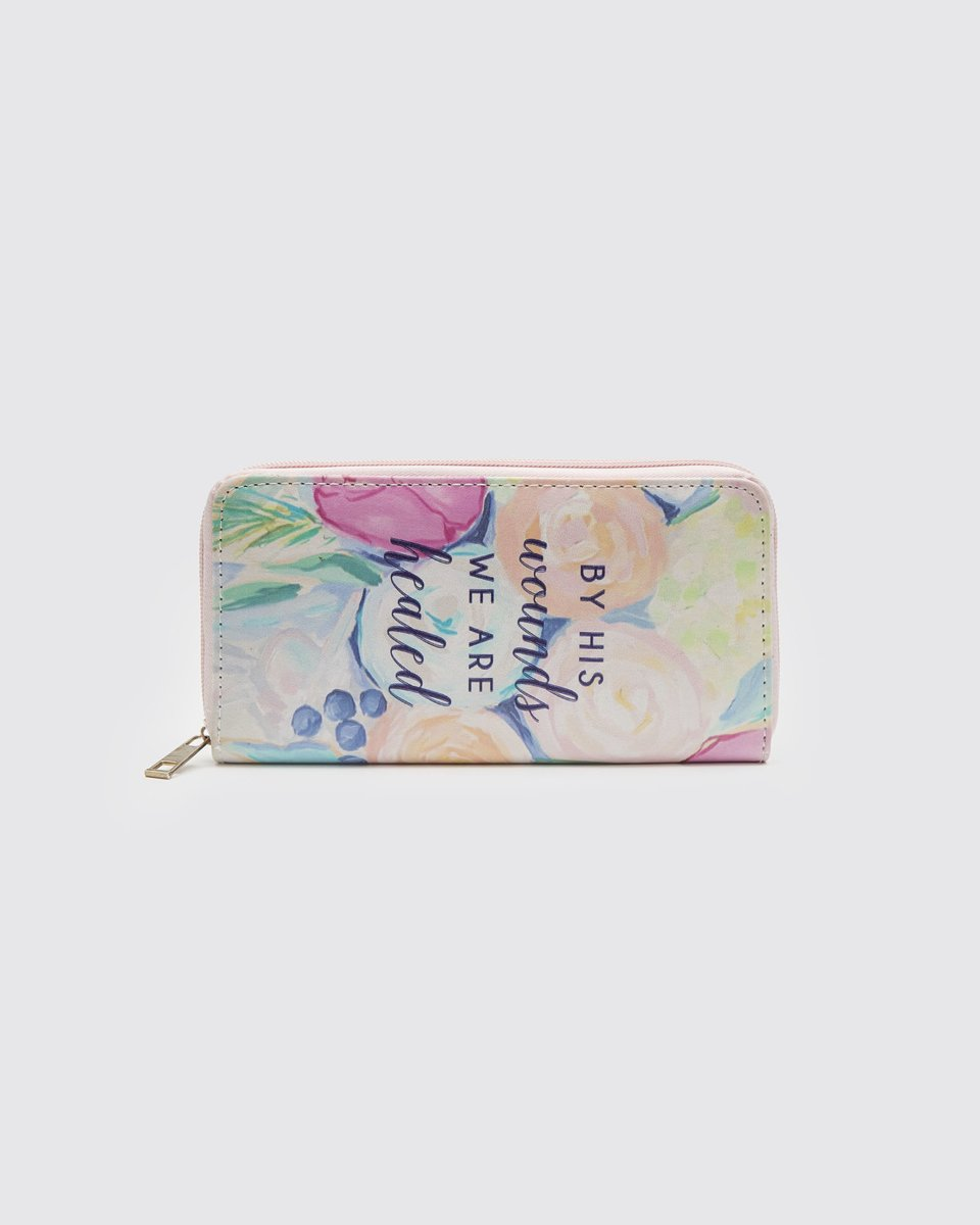 "Picture of Wallet ""Finya"" in Pink"