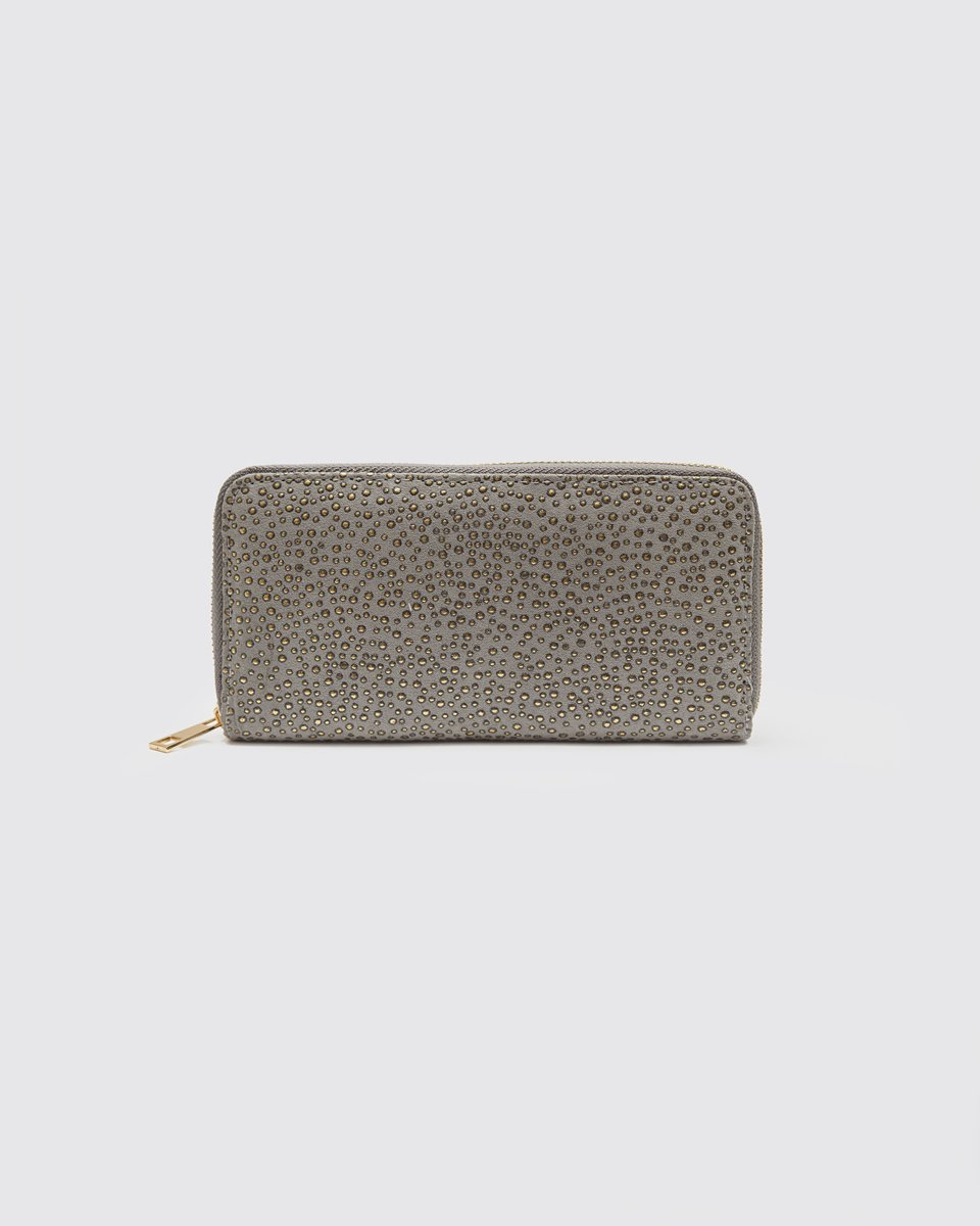 "Picture of Women's Wallet  ""Pam"" in Grey"