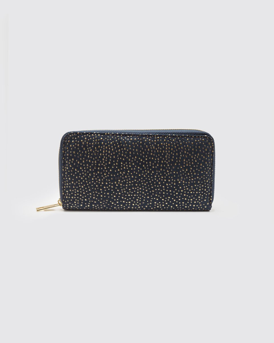 "Picture of Women's Wallet  ""Pam"" in Blue"
