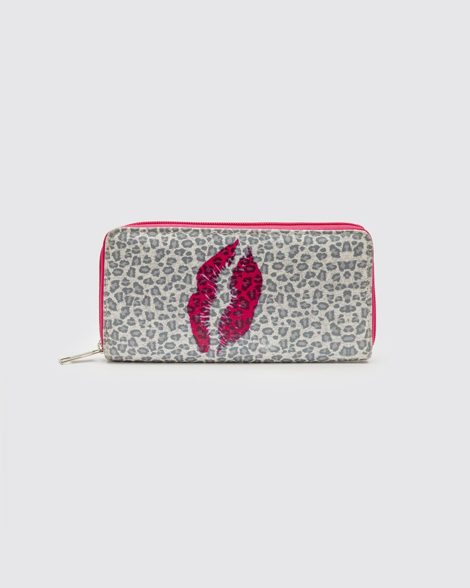 "Picture of Women's Wallet ""Hit"" in Red"