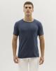 "Picture of Men's Short Sleeve T-Shirt ""Harper"" in Blue"