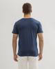 Ανδρικό Κοντομάνικο T-Shirt Σκούρο Μπλε