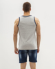 Picture of Men's Sleeveless T-Shirt in Grey