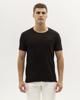 """Ανδρικό Κοντομάνικο T-Shirt Flama """"Robert"""" Μαύρο"""
