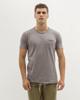 """Picture of Men's Short Sleeve T-Shirt Flama """"Robert"""" in Grey"""
