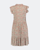 """Picture of Women's Short Sleeve Dress """"Elisa"""" in Off-White"""