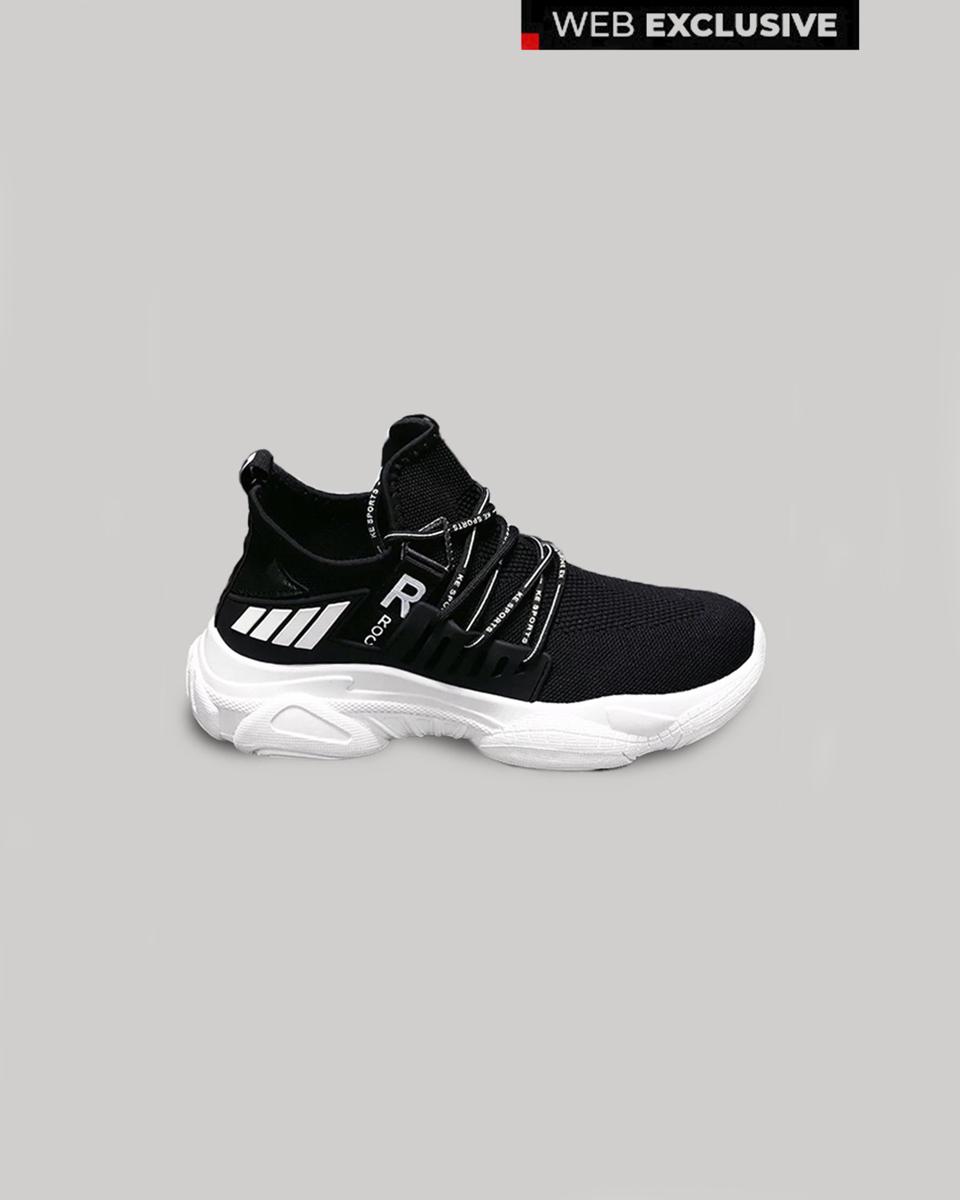 """Ανδρικά Αθλητικά Παπούτσια """"Speedfire"""" Μαύρο"""