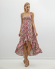 """Φόρεμα Maxi Φλοράλ """"Marie"""""""