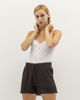 """Picture of Women's Casual Shorts """"Sia"""" in Black"""