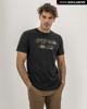 """Ανδρικό T-Shirt """"Dnm"""" Μαύρο"""
