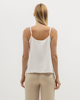 """Picture of Women's Sleeveless Top """"Malin"""" in White"""