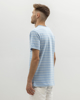 Picture of Men's Short Sleeve T-Shirt in Blue Light