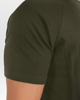 """Picture of Men's Short Sleeve T-Shirt """"Dylan"""" in Khaki"""
