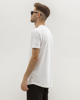 """Picture of Men's Short Sleeve T-Shirt """"Dylan"""" in White"""
