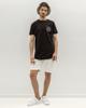 """Ανδρικό Κοντομάνικο T-Shirt """"Culture"""" Μαύρο"""