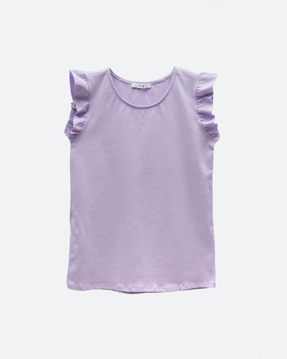 """Γυναικεία Μπλούζα """"Phoenix"""" σε Μωβ"""