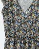 """Μάξι Φόρεμα Φλοράλ """"Jasmine"""" Ανοιχτό Μπλε"""