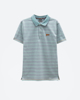 Picture of Men's Polo Short Sleeve Shirt in Blue Light