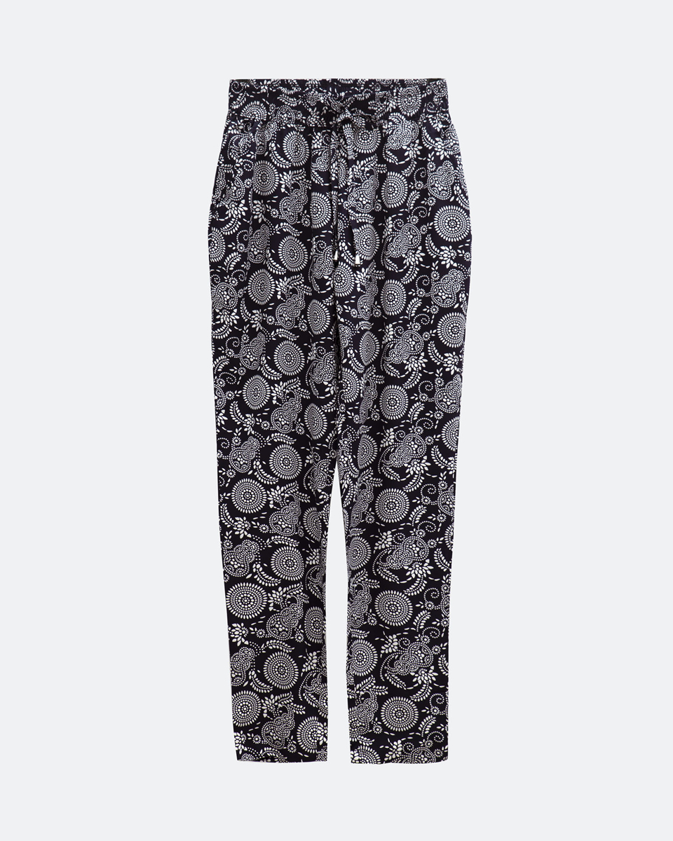 """Picture of Women's Diverse Trousers """"Ricky"""" in Blue Navy"""