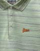 Ανδρική Μπλούζα Πόλο Κοντομάνικη Τυρκουάζ