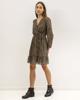 """Picture of Mini Diverse Dress """"Romina"""" Khaki"""