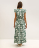 """Picture of MAXI FLORAL DRESS """"CHICA"""""""