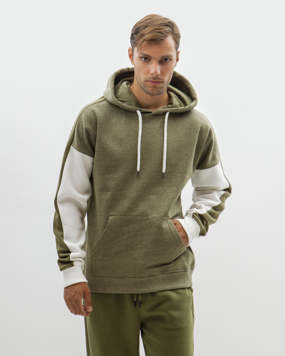 Picture of HOODIE WITH POUCH POCKET