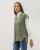 """Picture of KNITTED WAISTCOAT """"Amelie"""""""