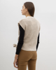 """Picture of KNIT CARDIGAN WITH CROSSOVER BOW """"Linn"""""""
