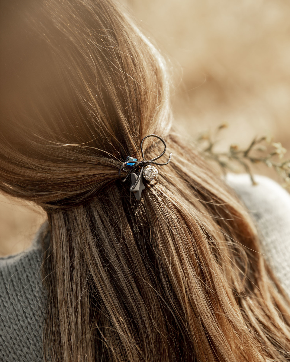 Picture of HAIR SCRUNCHIES 5 PIECES