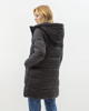 "Picture of Women's Puffer Jacket ""Eila"" in Black"